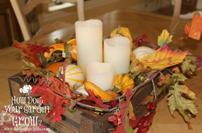 Quick and easy diy thanksgiving centerpieces for every mom