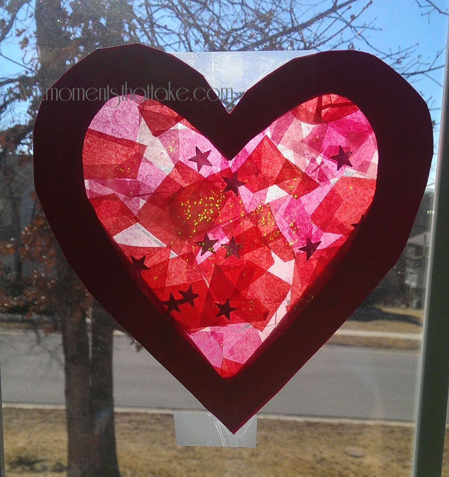 Easy valentine crafts for kindergarten - Valentine Craft 3