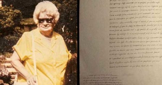 Son Never Knew Why Mom Snuck Out Every Christmas Eve—After She Died, He Got This Letter