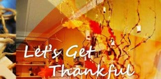 Thankfulness Trees - Thanksgiving Craft for Kids