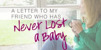 lost baby