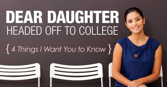 daughter off to college