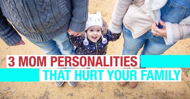 control freak and other personalities