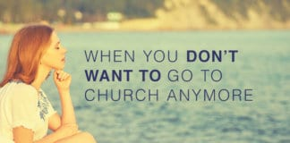 Maybe you've been a church member or church attender...for-ever! But what if you don't want to go to church anymore? And in your Christian family, church is not an option. Find out how I decided to follow Jesus in the midst of this wilderness. #faith #churchlife #church #Christian #Christianfamily #attendchurch #nones #dones #followJesus