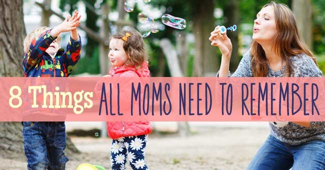 These 8 Truths on Mothering Should Be Tattooed on Every Mom's Heart