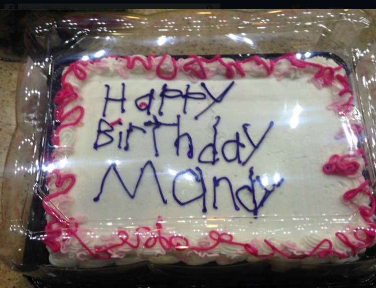 This Meijer Birthday Cake Is Going Viral And The Reason Why Will