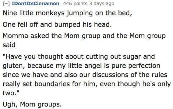 This 10 Little Monkeys Parody Is The Best Thing Youll Ever Read