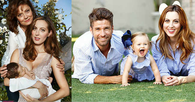 Actress Eva Amurri Martino S Husband Got A T From Their Nanny And His Response Is Perfect For Every Mom