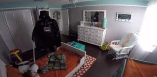star wars darth vader dad child