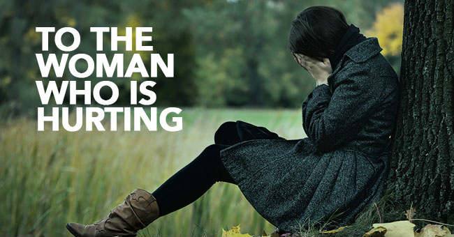to-the-woman-who-is-hurting