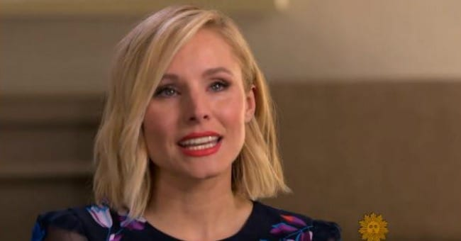 Kristen Bell Shares Wedding Pics and Gets Weepy Over Dax Shepard as a Dad