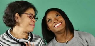 Simone Biles And Her Mom Talk About Their Relationship