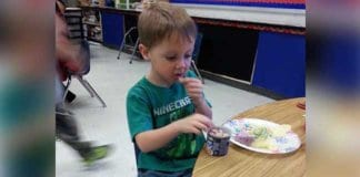 Teacher Leaves Mom in Tears Over Email About Her Son's Food Allergies