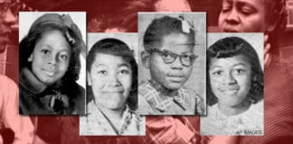 No One Knows Their Names: Remembering the 4 Girls Killed In a Birmingham Church
