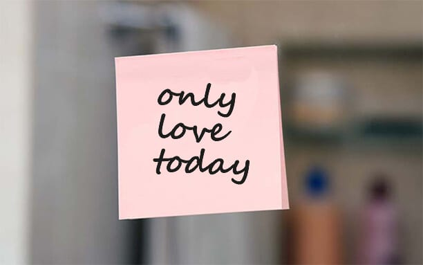 only love today