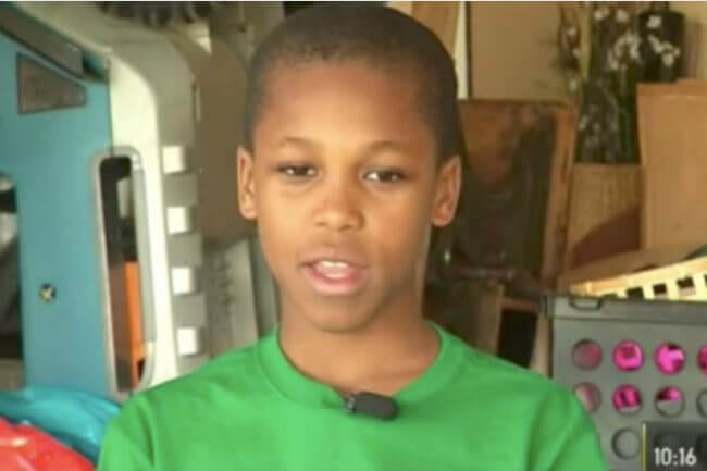 Black teen inventor changes world — 5