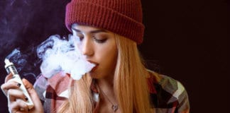electronic cigarettes vaping