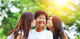 """One of my favorite quotes about family is """"Love like there is no tomorrow, and if tomorrow comes, love again."""" A new study makes it especially applicable. #Moms #MotherLove #Motherhood #ForEveryMom"""
