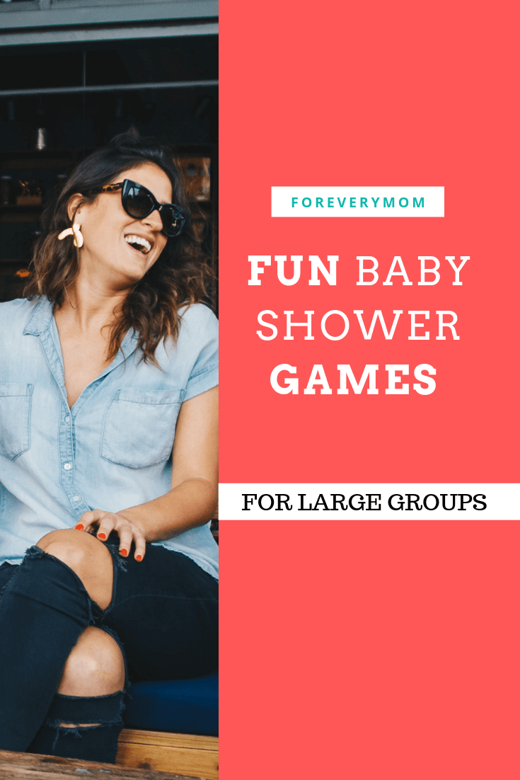 21 Easiest Baby Shower Games for Large Groups