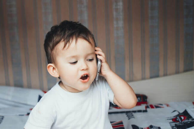 toddler cell phone
