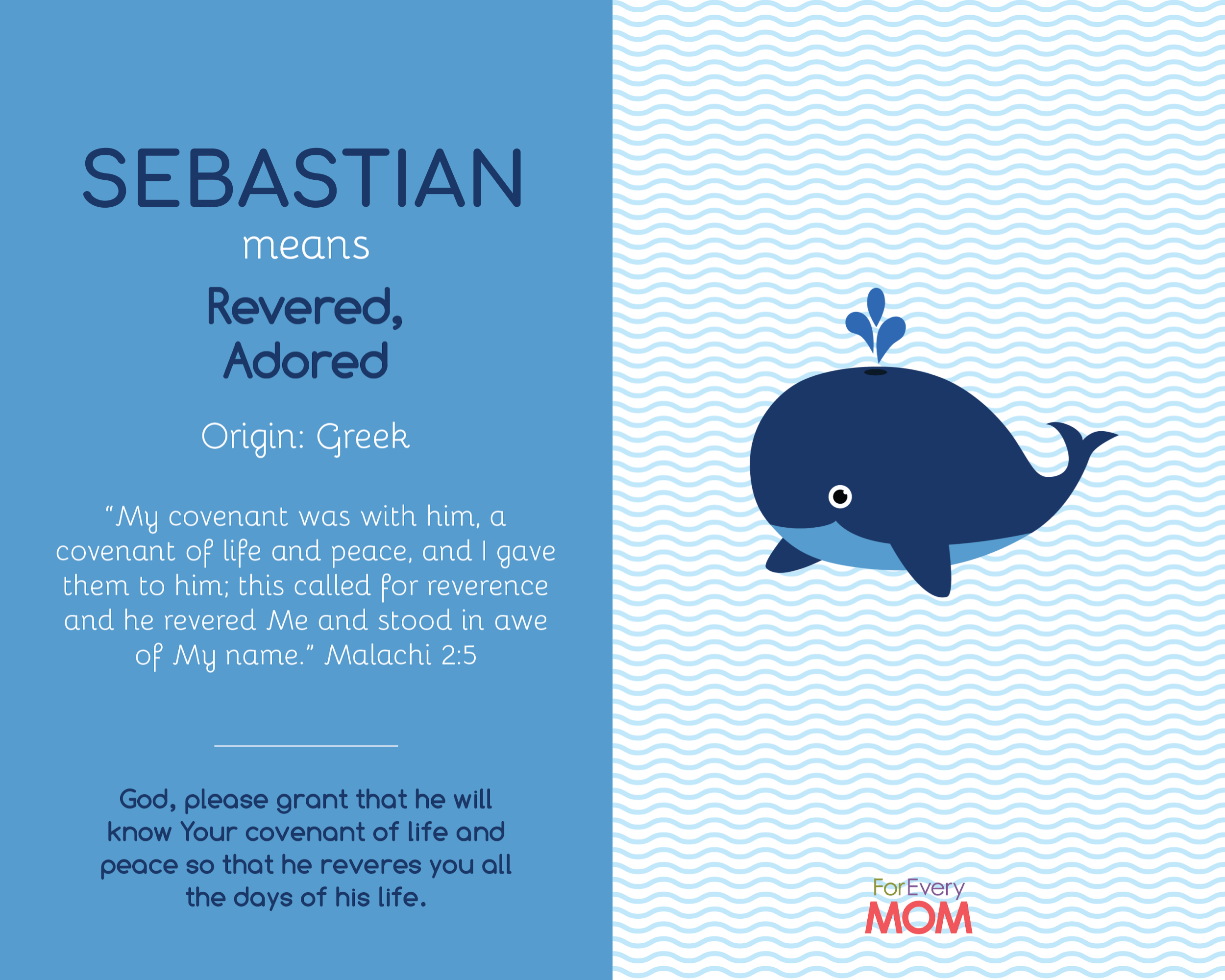 baby boy name Sebastian