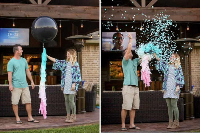 b83fff7590 14 of the Best Gender Reveal Ideas the Internet Has to Offer