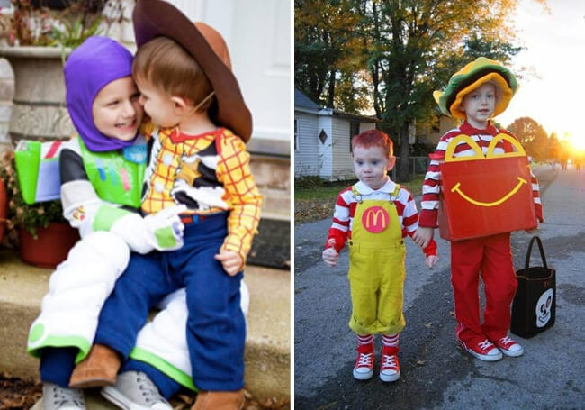 19 Of The Best Halloween Costume Ideas For Brothers