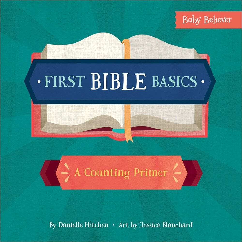 teaching toddlers the bible