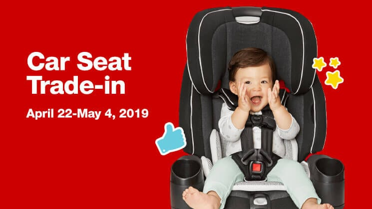 Target Car Seat Trade in 2019