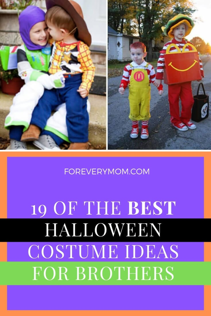 halloween costume ideas for brothers
