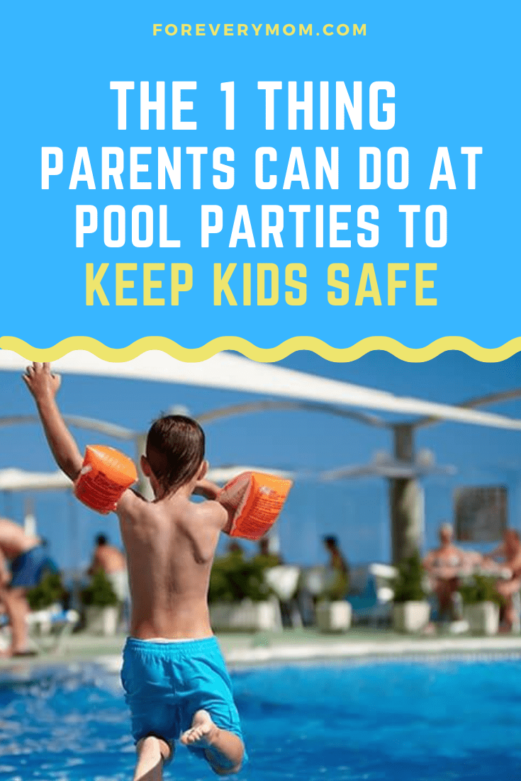 pool party safety