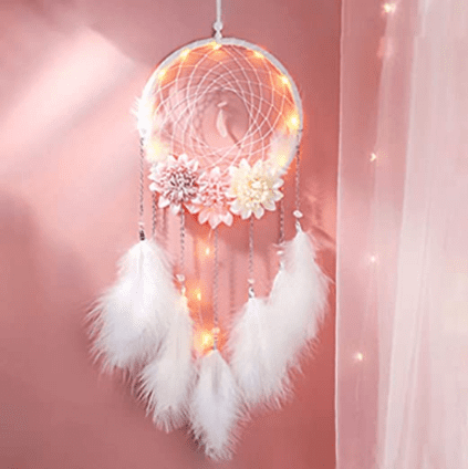 dreamcatcher baby girl nursery ideas