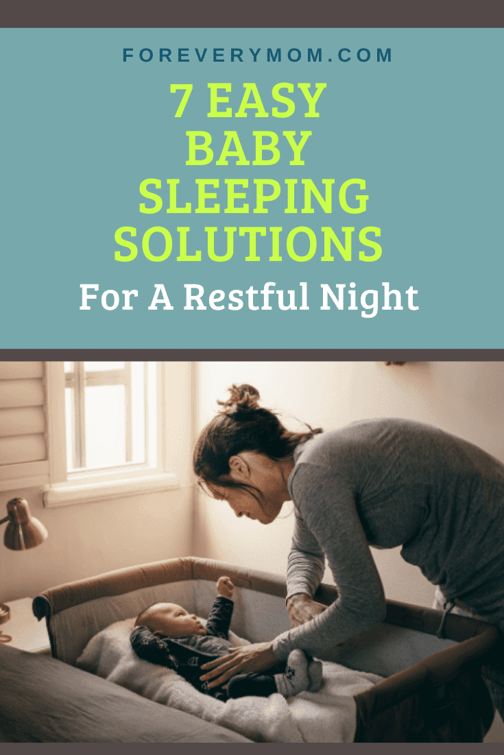 baby sleeping solutions