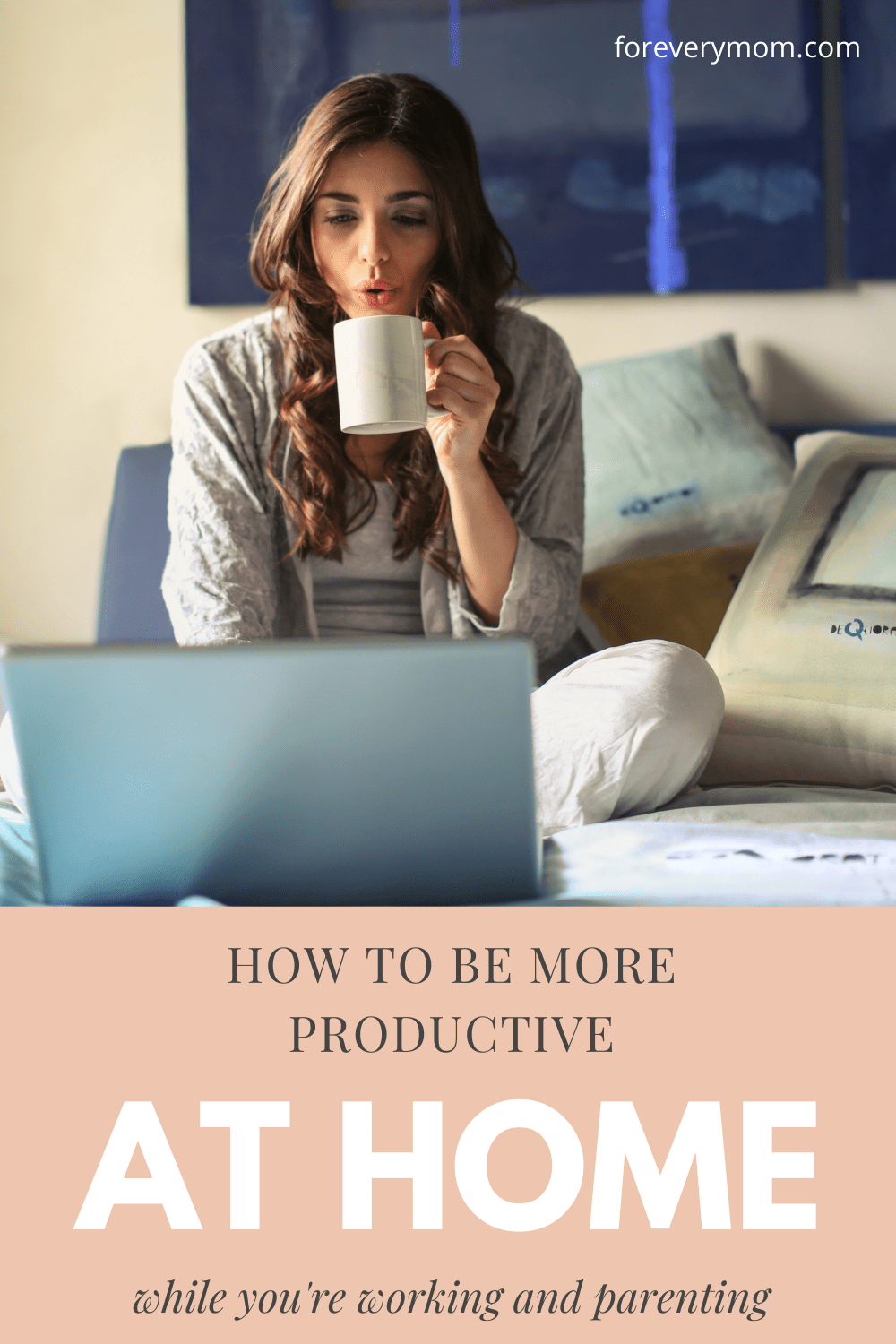 how to be more productive at home
