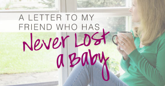 lost a baby