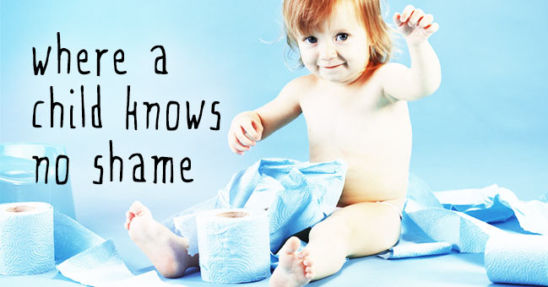 Your Home Should Be the Place Where a Child Knows No Shame