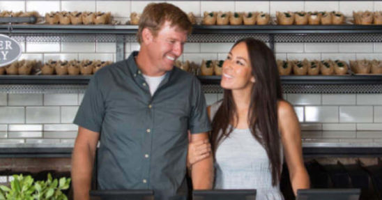 joanna gaines family values