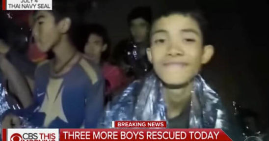 thailand cave rescue soccer players